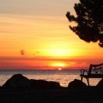 Sunrise at Weir Beach